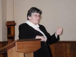 Руководитель научно-практической лаборатории по проблемам воспитания и семьи Н. Н. Белик