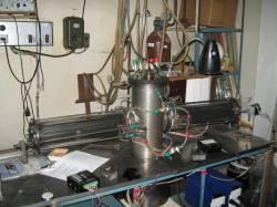 Установка для получения фуллеренов (ИМОХ РАН)
